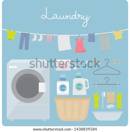 front loader washing machine &hand wash items & drying items