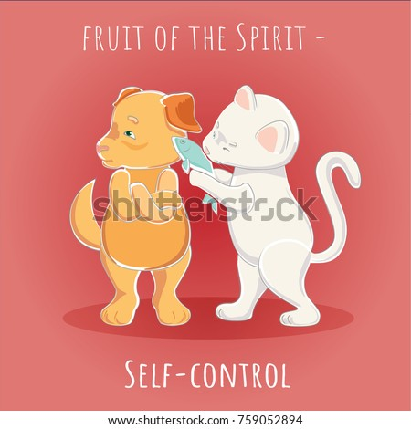 fruit of the spirit   self