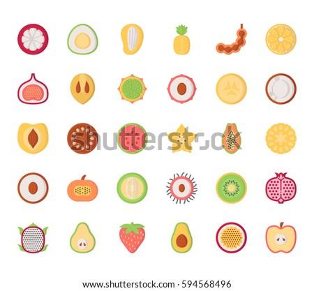 Pixel naranja calabazas - Descargue Gráficos y Vectores Gratis