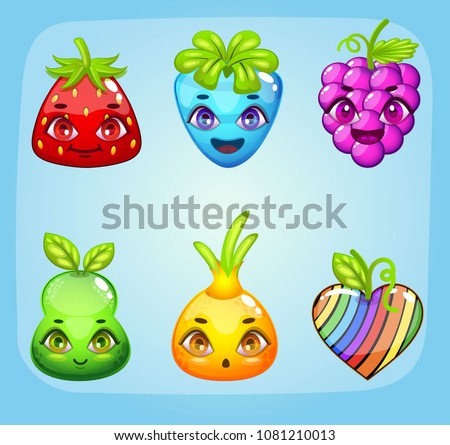 fruits candy block puzzle