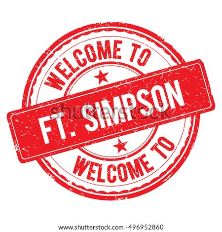 ft simpson welcome to stamp