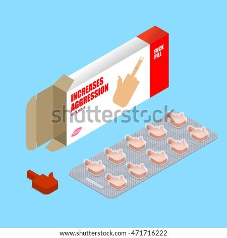 fuck pills in pack evil