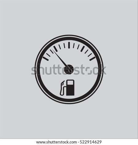 fuel icon vector illustration