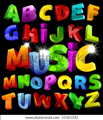 full alphabet with numerals look at my portfolio