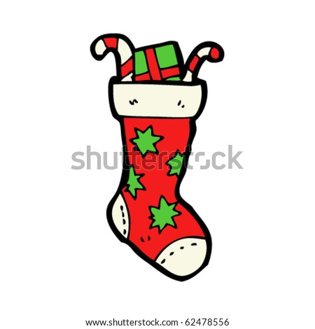 Christmas Stockings on Christmas Stocking With Christmas Stocking Filled With Find Similar