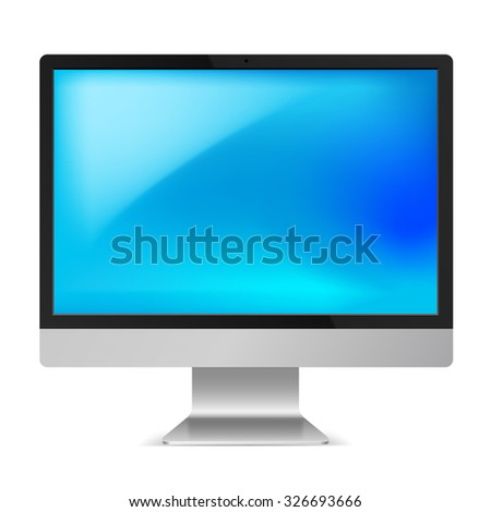 full hd computer monitor with