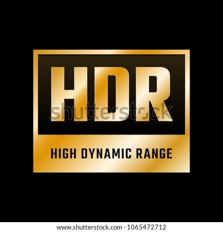 full hd symbol  high definition