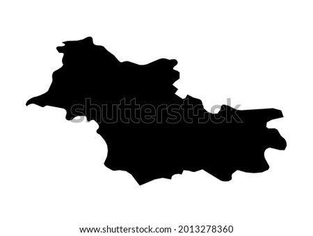 Fully editable detailed vector map of Loir-et-Cher-Departement du Loir-et-Cher-France . The file is suitable for editing and printing of all sizes. Stok fotoğraf ©