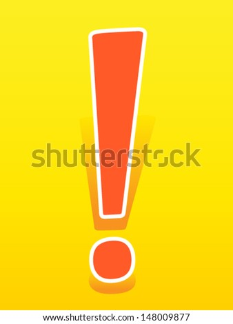 stock-vector-fun-orange-exclamation-mark-on-yellow-background-with-shadow-148009877.jpg