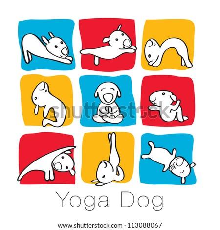 Fun Yoga poses