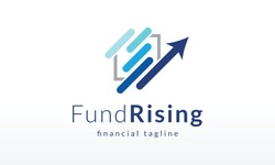 Fundraising Financial And Accounting Logo Design