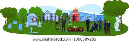 funeral cemetery ceremony