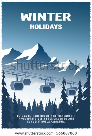 funicular  cable railway car on