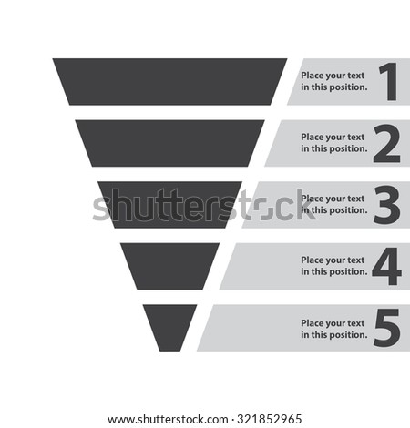 funnel symbol business