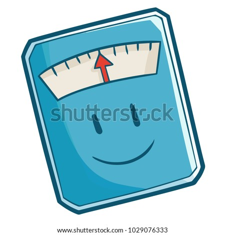 funny and cute weight scale