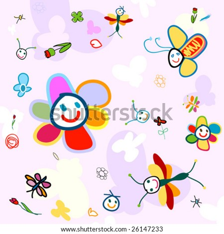 backgrounds for kids. funny background for kids. abstract
