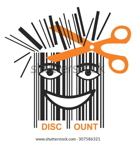 funny bar code discount