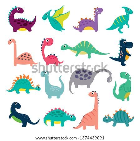 funny cartoon dinosaurs