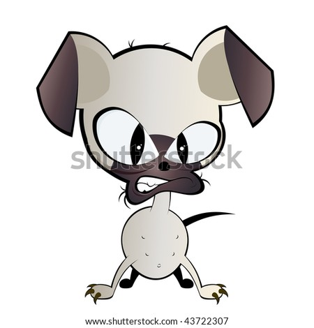 cartoon dog pictures funny. vector : funny cartoon dog