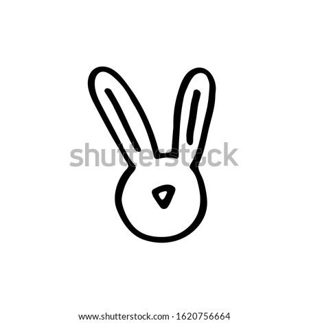funny cartoon hand drawn vector