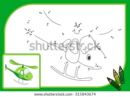 funny cartoon helicopter