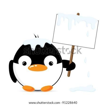 Funny Snow Cartoon