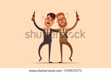 funny characters two drunk