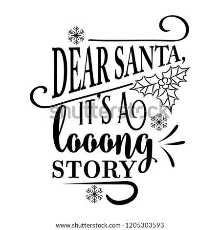 funny christmas quote dear