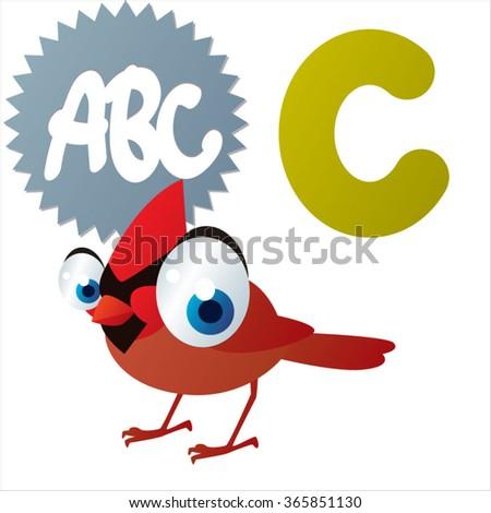 funny comic reading animals abc