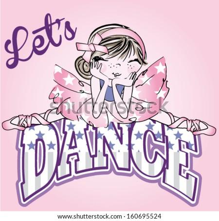 funny dancer cartoon