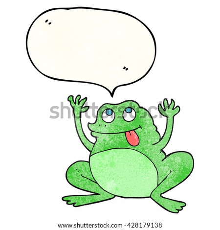 funny freehand speech bubble
