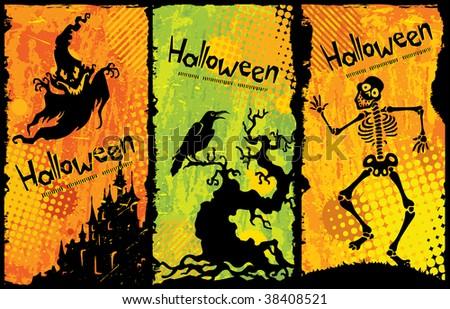 funny halloween background ez canvas