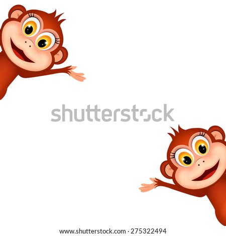 funny monkeys 2016