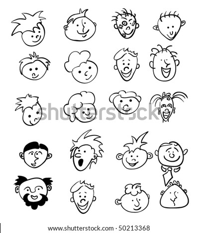cute pics of smiley faces. Cute and emoticons face simple