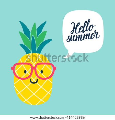 funny vector background with