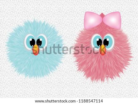 Furby doll cute