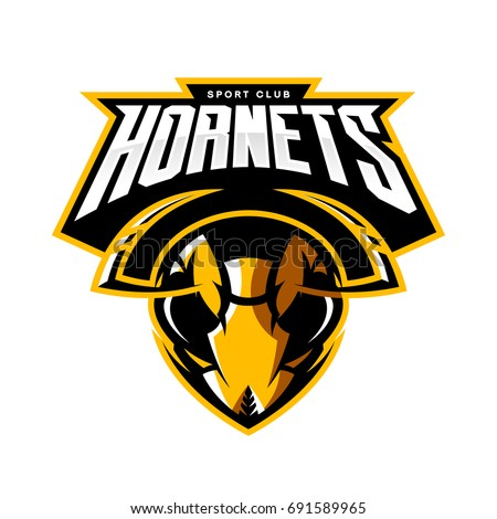 furious hornet head athletic