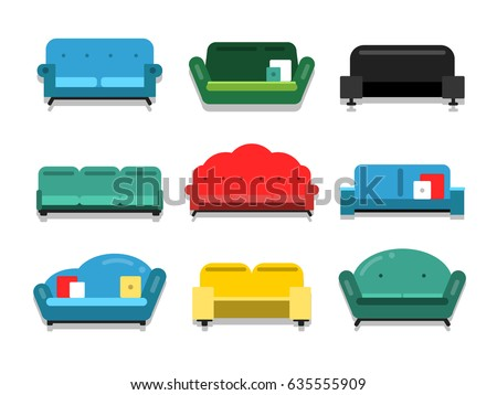 furniture couches and sofa