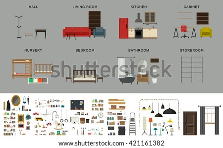 furniture interior elements