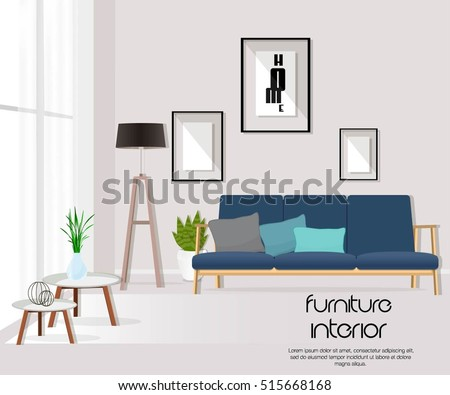 furniture interior living