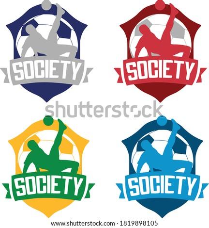 futebol brazil team society sport Foto stock ©