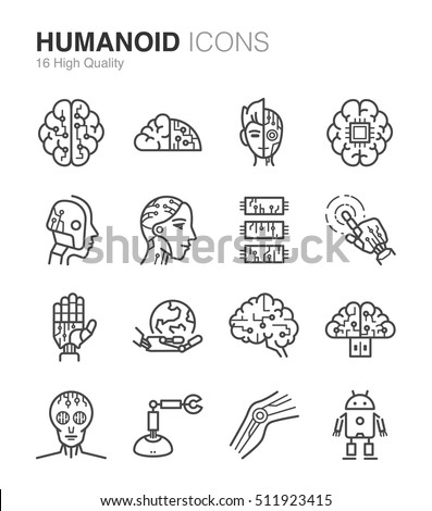 future humanoid and artificial