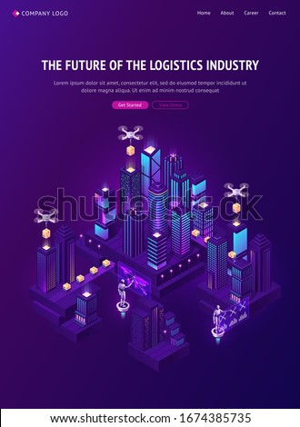 future of logistics industry