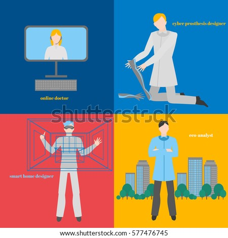 future professions set