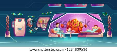 future starship crew members