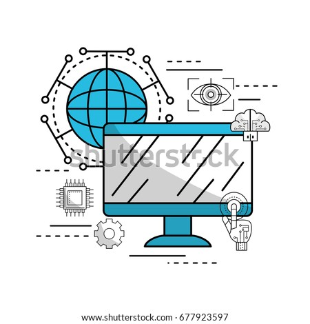 future technologies with global information system