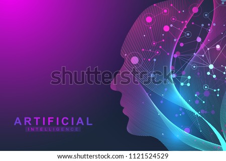 futuristic artificial