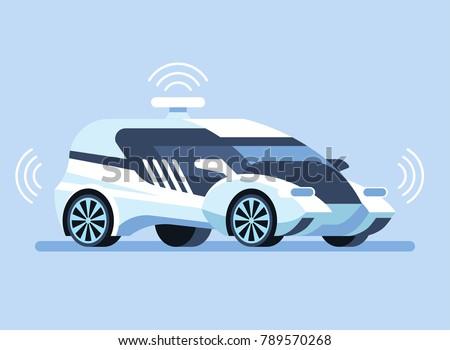futuristic autonomous self