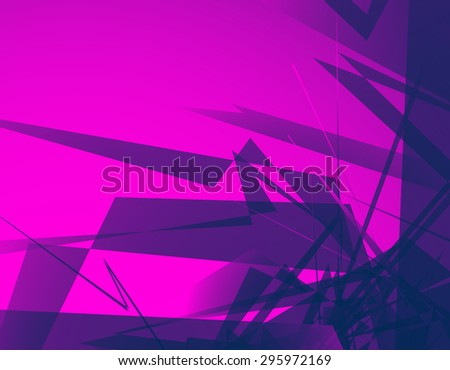 futuristic background with