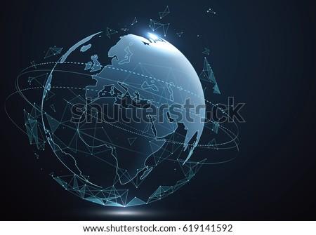 futuristic globalization